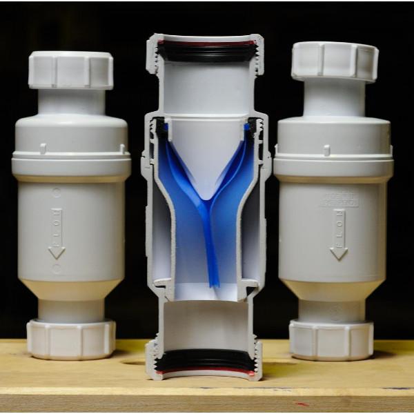 Самозакрывающийся сливной клапан McAlpine MRNRV50C