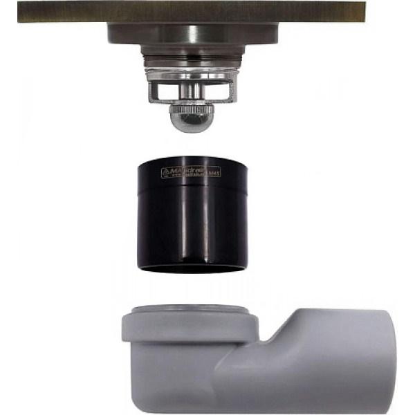Магнитный клапан с сухим затвором (укороченный)  MAGdrain G50