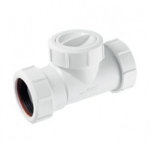 Обратный клапан для канализации Ø50 McAlpine Z2850-NRV