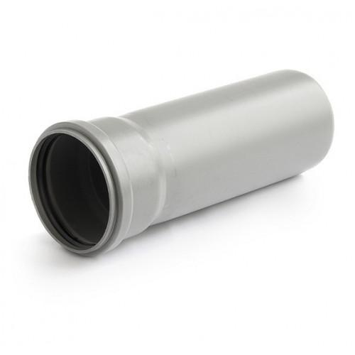 Труба канализационная Ø110х2.7ммх250мм Политэк