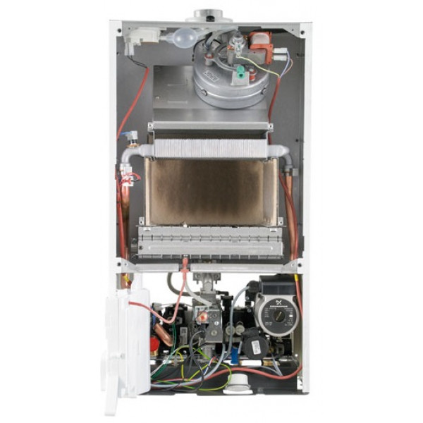 Котел газовый двухконтурный с закрытой камерой сгорания 24 кВт Eco Home Baxi