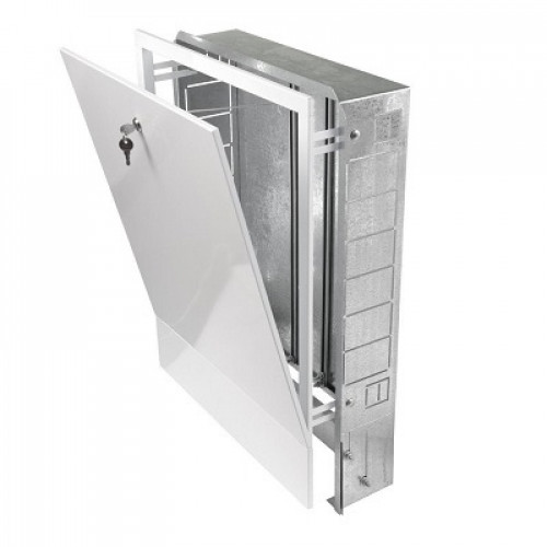Шкаф встраиваемый для распределительный коллекторов ШРВ 4