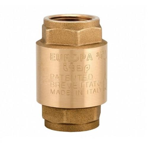 """Пружинный обратный клапан 1"""" Itap"""