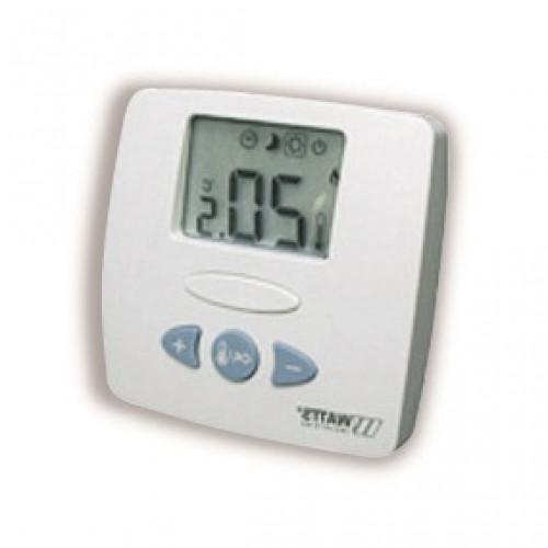 Комнатный термостат с ЖК дисплеем Watts 10021110